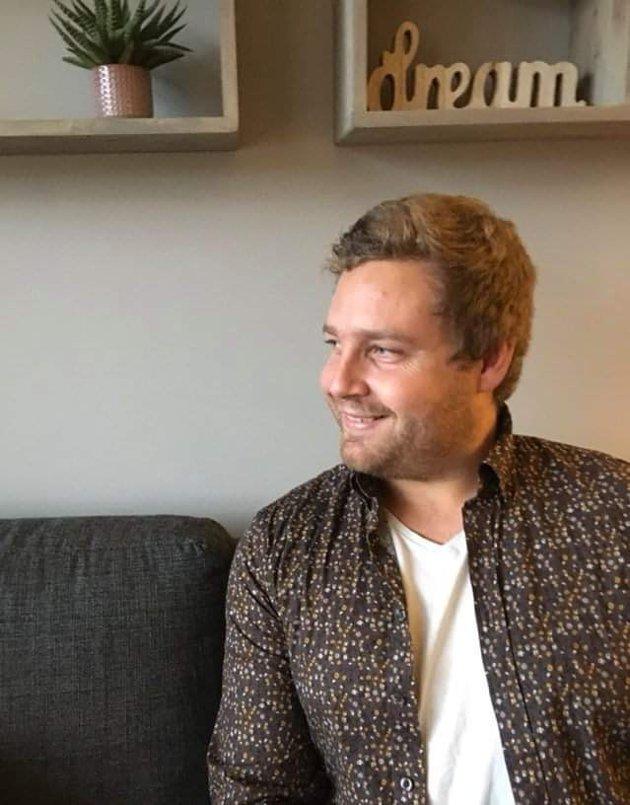 ANGST: I dette lesarinnlegget fortel Marius Sundal frå Hafslo om kva psykisk sjukdom har gjort med livet hans.