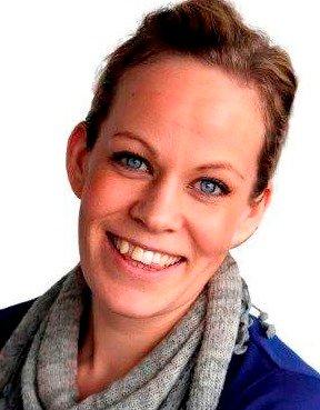 Sigrid Edin Holmsen, digitalredaktør i Moss Avis.