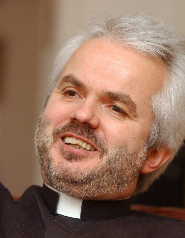 DISKUSJON: Sogneprest Jan Boye Lystad har skrevet flere leserinnlegg i debatten om skolegudstjenester. Arkivfoto.