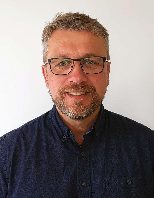 Frode Skår er kommunikasjonsrådgiver i Norsk Vann