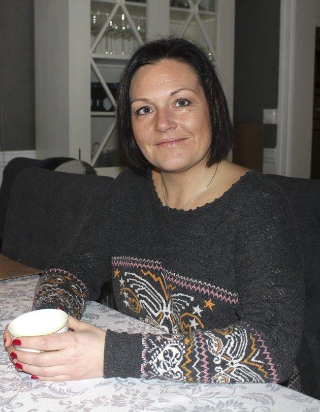 SJOKKERT: Ragnhild Vangeruds far bor på Grue sykehjem.
