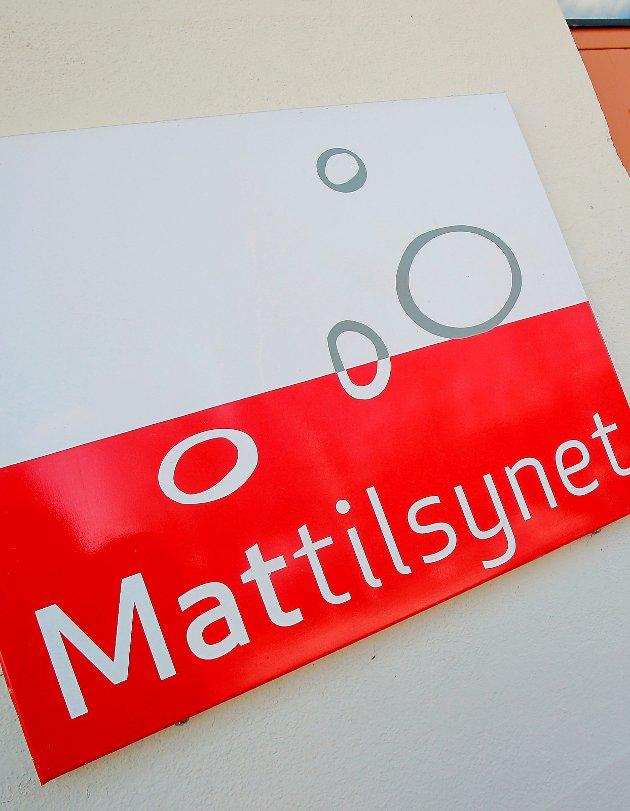 TILSYN: Mattilsynets kontroller er viktige for å sikre mattryggheten på spisesteder.