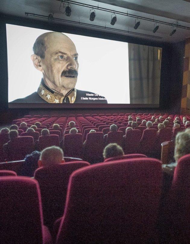 KINO: Det er når kinoen er stengt, at du kjenner at du savner den.