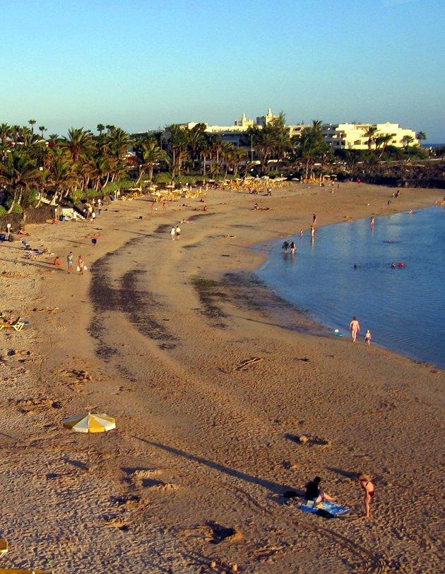 SYDEN: Mangel lengter til en strand i sørligere strøk på denne tiden av året.