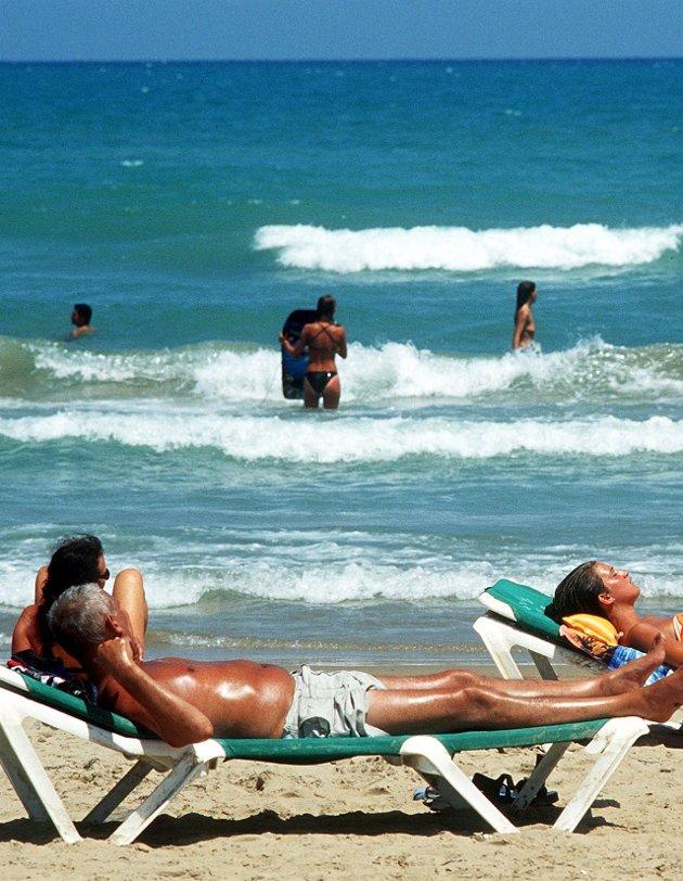INGEN SYDENFERIE: Iallfall ikke hvis du tar ferien din før 1. juli.