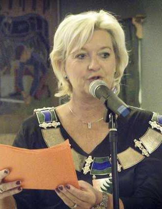 Lovbrudd: Ordfører Wenche Huser Sund innkalte til det hemmelige møtet.