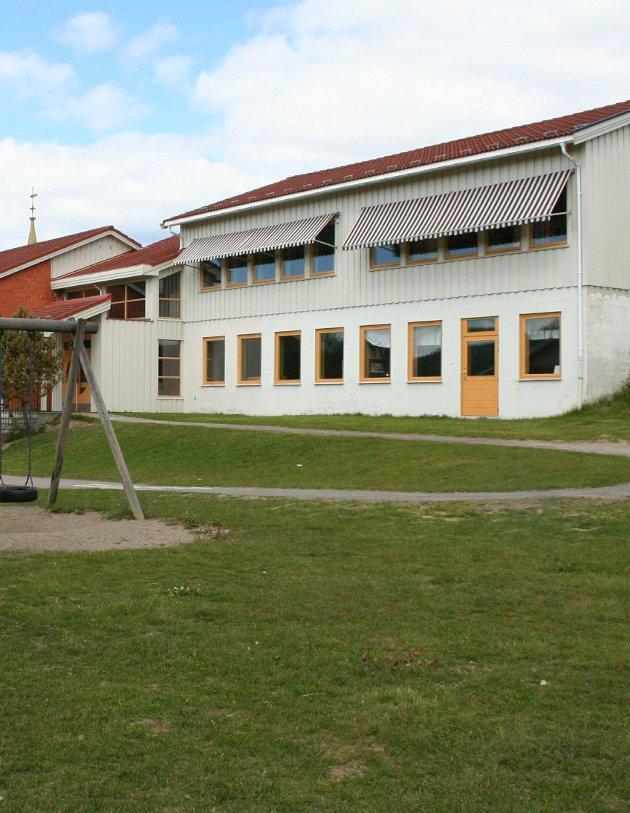 Usikkert: Austmarka skoles ungdomsskoletrinn er igjen til vurdering.
