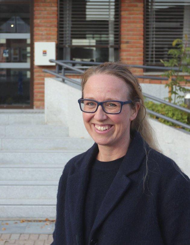 KOMMUNEOVERLEGE: Camilla Smedtorp med omstridt smitteverntiltak.