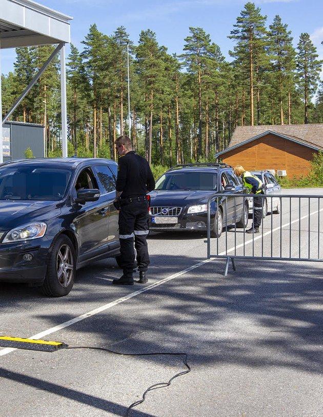 Karantenefritt: Nå kan du igjen krysse grensen til Sverige uten å gå i karantene.