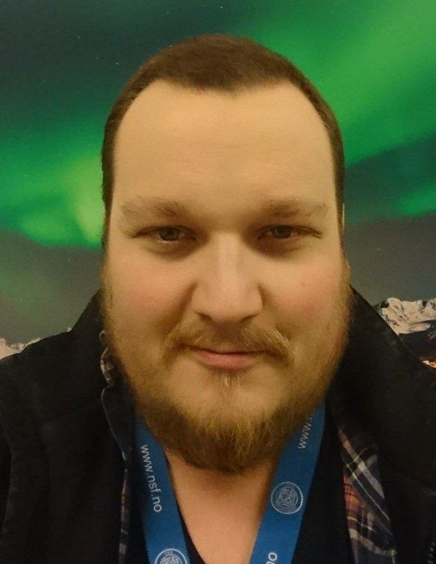 Anders Sarassen, sykepleier i Bodø kommune