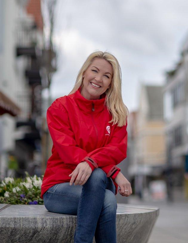 SVARER: Sandnes Arbeiderpartis Annelin Tangen Mjølne gir her svar til Miljøpartiet De Grønne.
