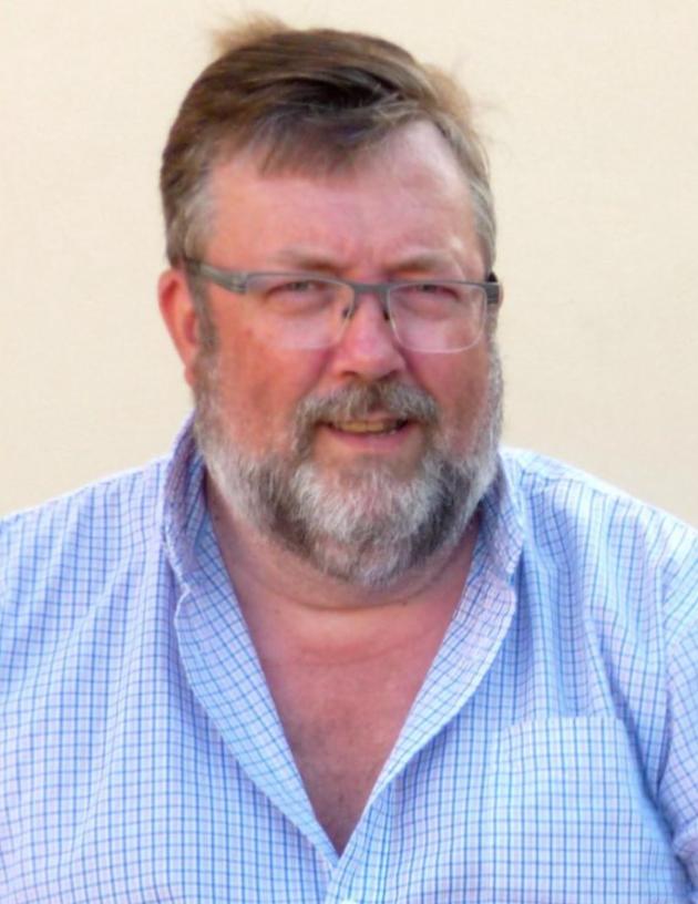 ØNSKER FORKLARING: Frank Einar Hansen vil gjerne ha en utdypende forklaring fra Frode Bygdnes.