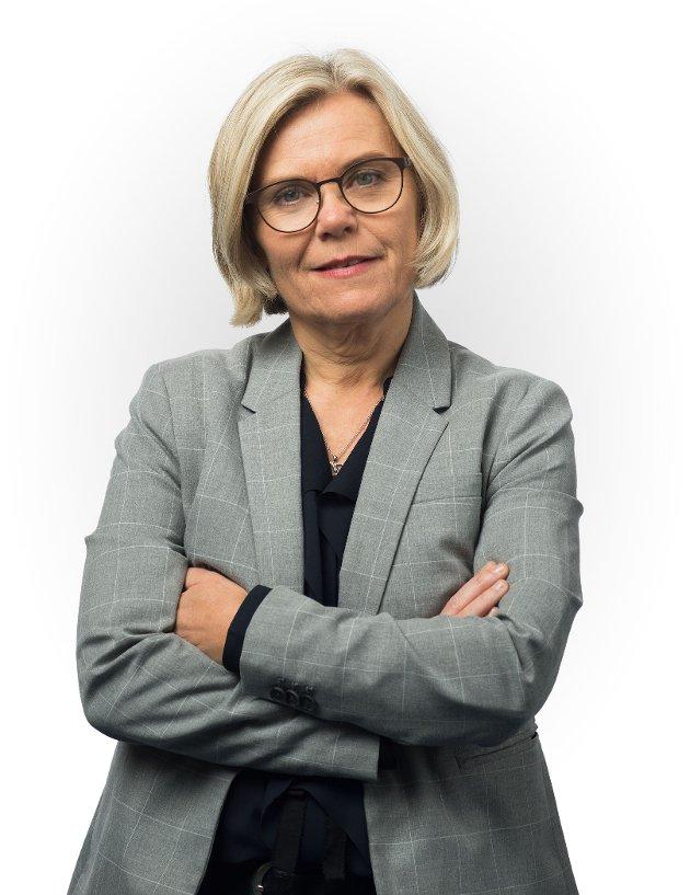 TA ANSVAR: Ada Sofie Austegard ber oss ta et ekstra ansvar for de sårbare barna i ferien.