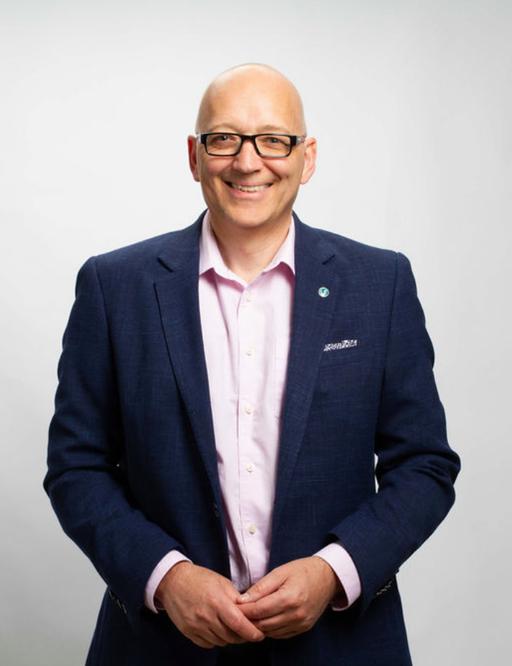 Jo Are Aamodt Brænden er stortingskandidat for Venstre i Oppland.