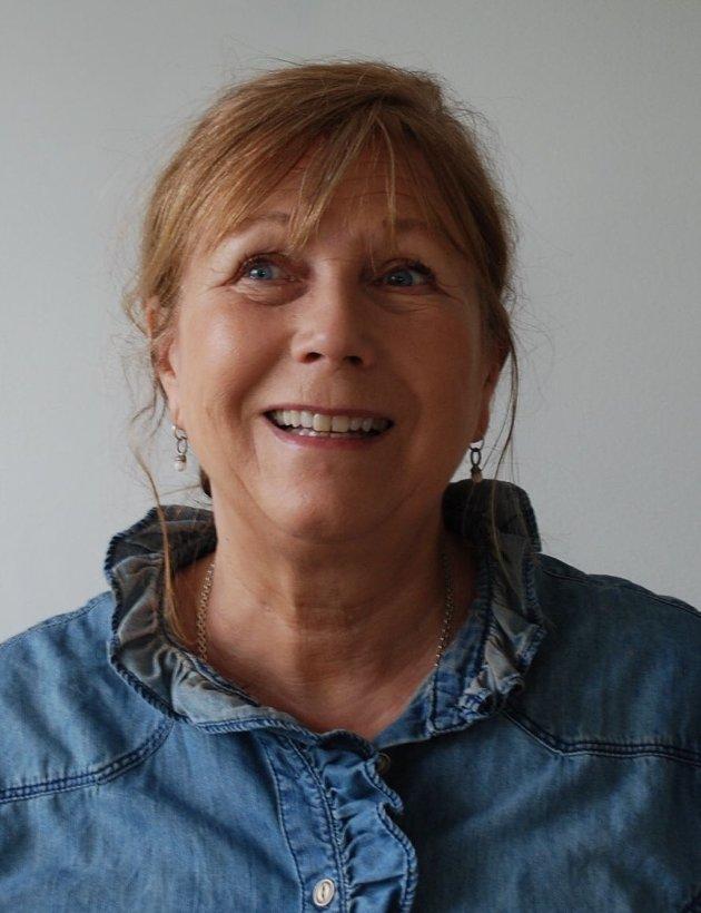 Mona Verdich, leder Helse og sosialkomiteen, Nordstrand.