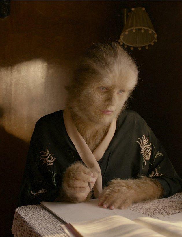 Solid, men traust: «Løvekvinnen», spilt av Kjersti Tveterås, har blitt en solid, men langsommelig film.                        Foto: filmweb.no