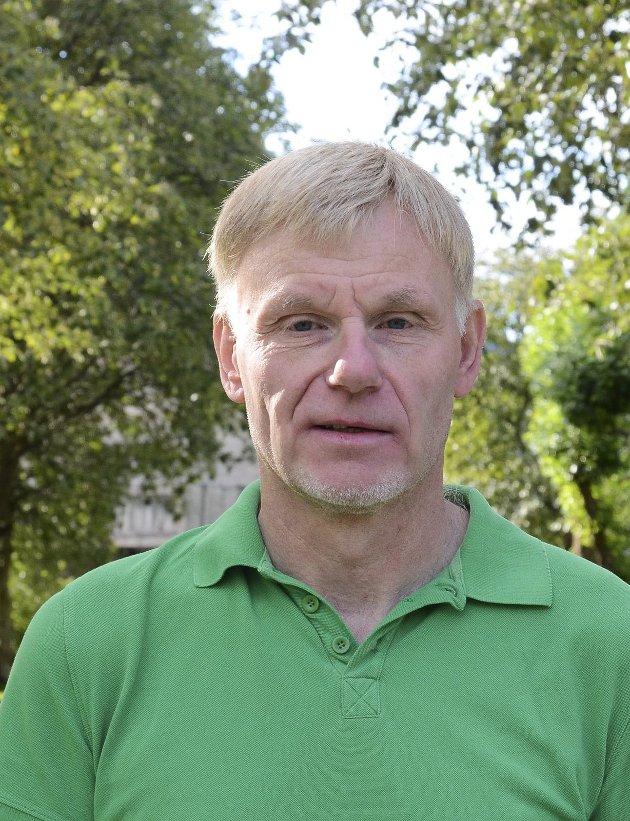 Steinar Sæther: «Gondolen er et omfattende og svært kostbart prosjekt, så hvorfor skal vi ikke få vite navnene på selskapene og personene bak gondolen i Odda?», skriver lederen i Ullensvang SV.