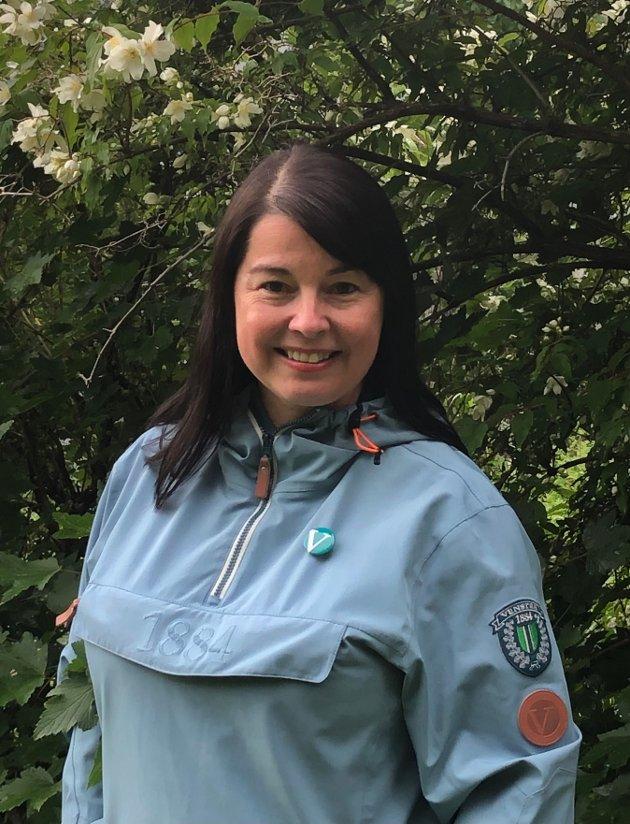 Irene Dahl er Venstres andrekandidat til Stortinget for Troms og hun mener EØS-avtalen er viktig.
