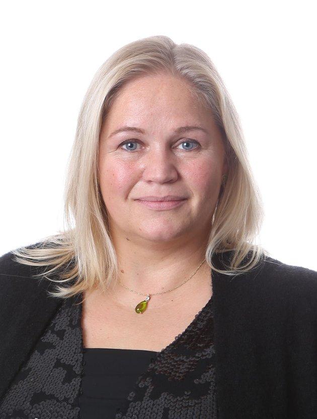 Fylkesordfører Kari Anne Bøkestad Andreassen