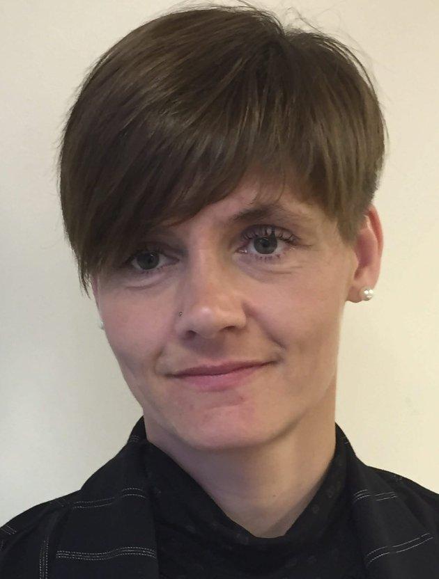 Pensjonistpartiets førstekandidat: Tone Lise Kvernlien.