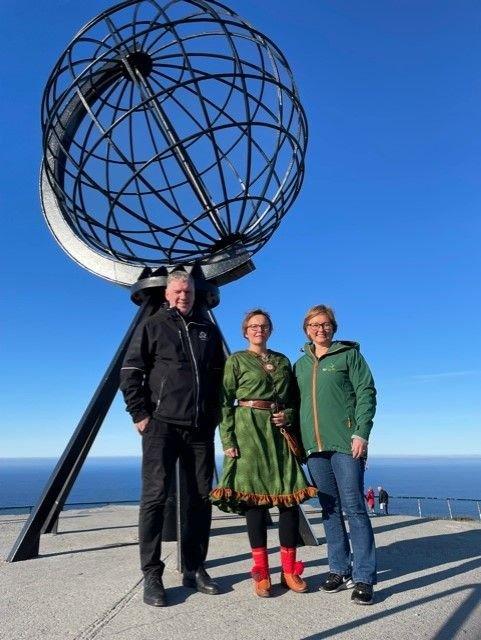 Geir Iversen, Nancy P. Anti, Heidi Holmgren