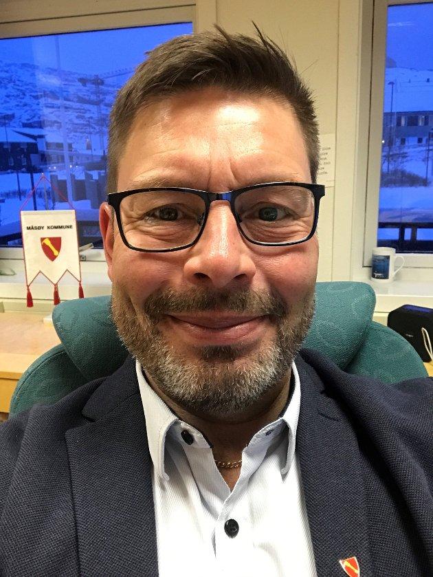 Ordfører Bernth R. Sjursen (AP)