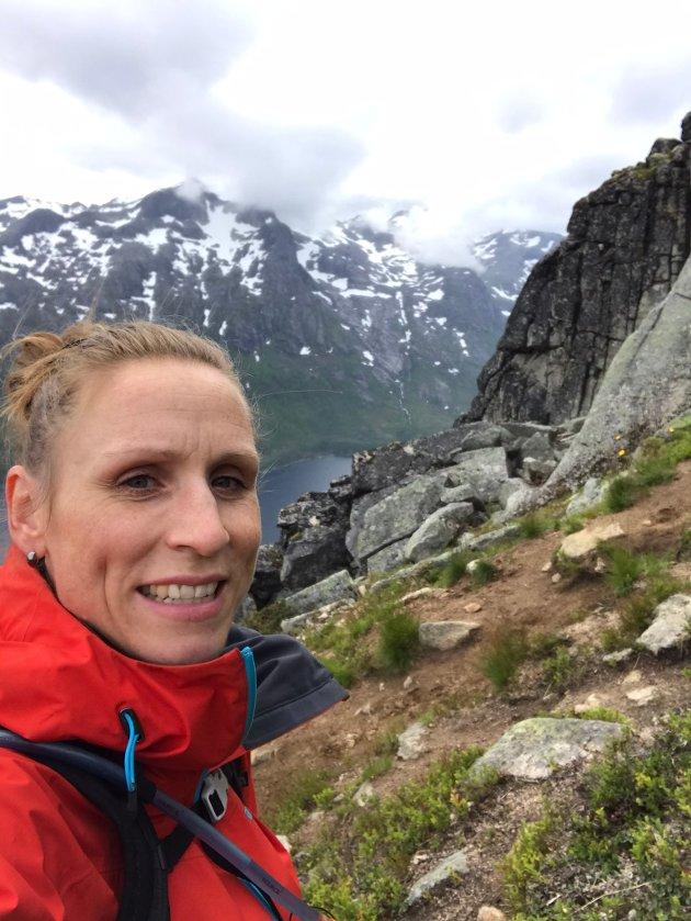 Gøril Aas Hustad, leder Naturvernforbundet i Levanger