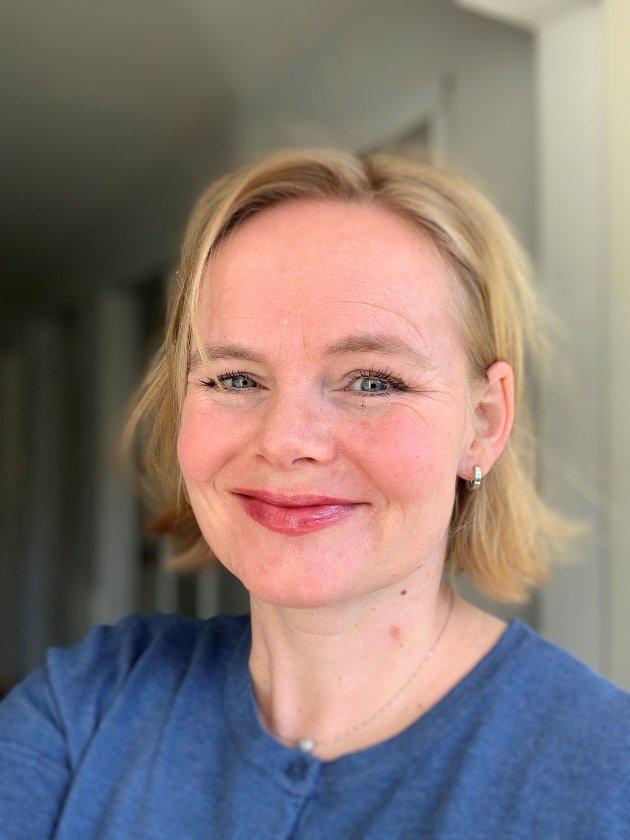 Christine Lager Nesje, Distriktssjef Kreftforeningen, Distriktskontor Oslo.
