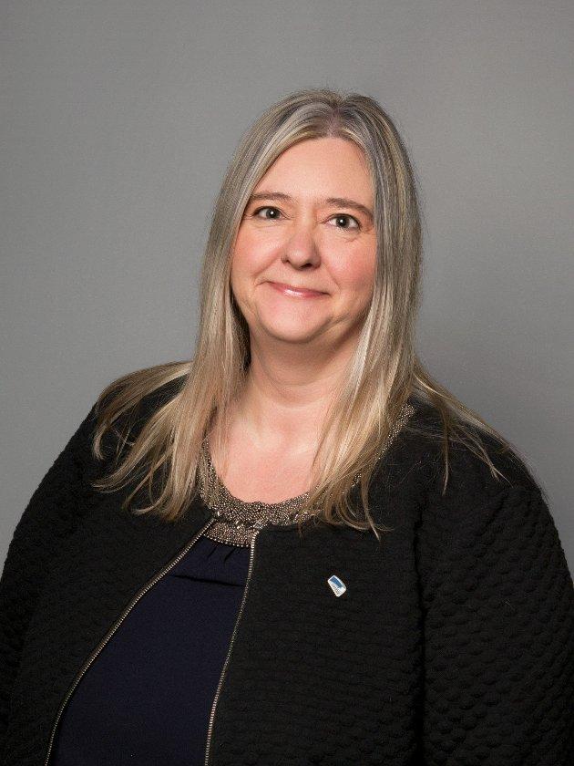 FORESLÅR SKATTELETTE:  Hilde Kristin Marås og Ås Høyre foreslår at Ås kommune bør gi lokalt næringsliv fritak for eiendomsskatt