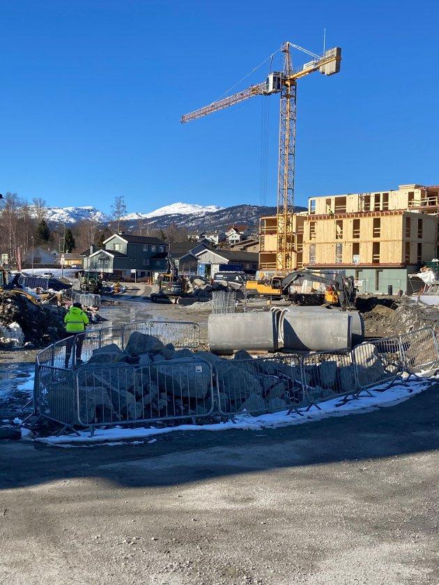 Byggeplasser kan bli mer klimavennlige, skriver Martin Østtveit-Moe (Ap) og Martin Løken (MDG).