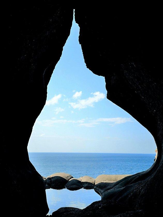 POPULÆRT: Å få tatt dette bildet fra Brufjellhålene er målet for mange av dem som tar turen.
