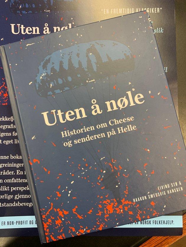 ANMELDELSE: Uten å nøle- historien om Cheese og senderen på Helle, skrevet av Eivind Stø & Haakon Smedsvig Hanssen.