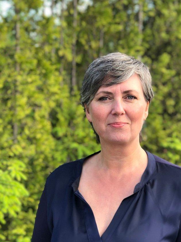 Inger-Lise Brekke, ordførarkandidat Austrheim Høgre