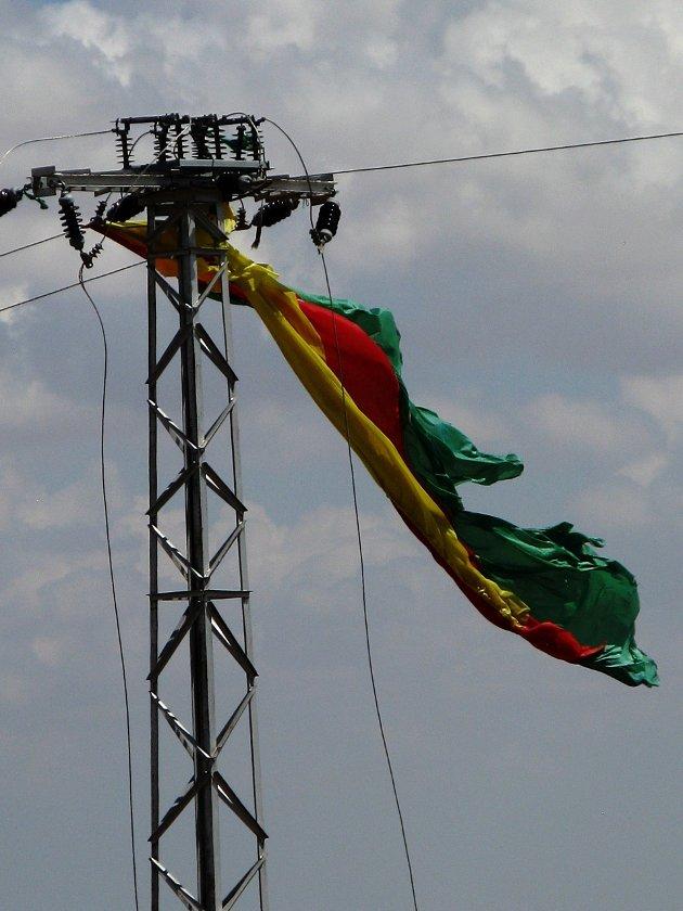 Kurdiske forsvarsstyrker nedkjempa Islamsk Stat (IS) i Kobanê i 2015. No må dei forsvare Afrin mot den nest største NATO-hæren.