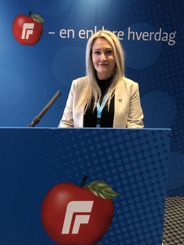 Tone Iren Holmen - Landsmøtet 2020