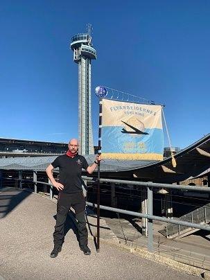 Flyarbeidernes forening kjemper for arbeidsplassene i norsk luftfart