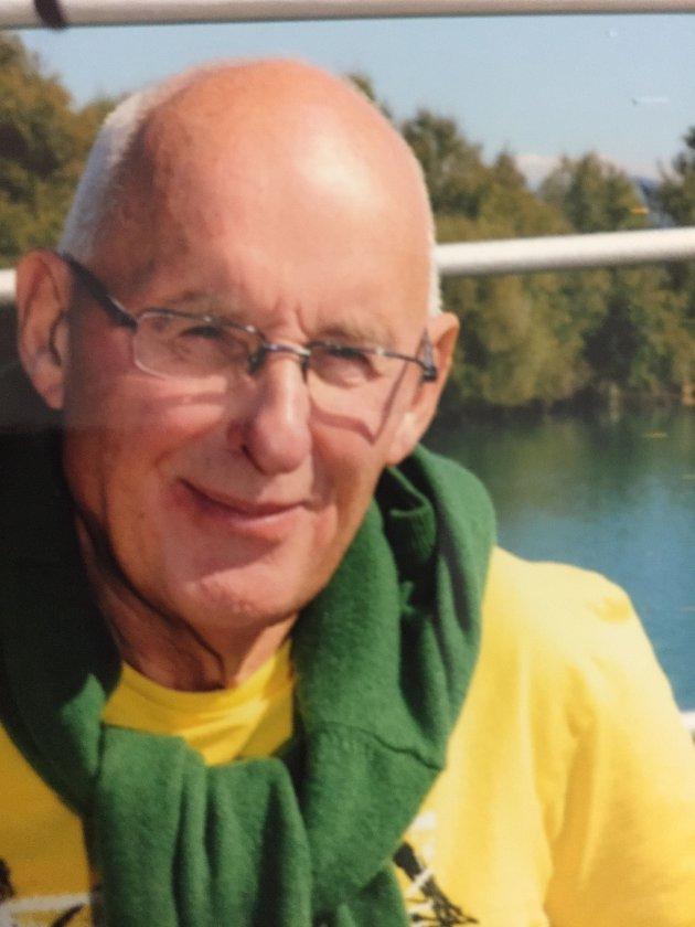 Karl-Wilhelm Sirkka, pensjonist, samfunnsdebattant