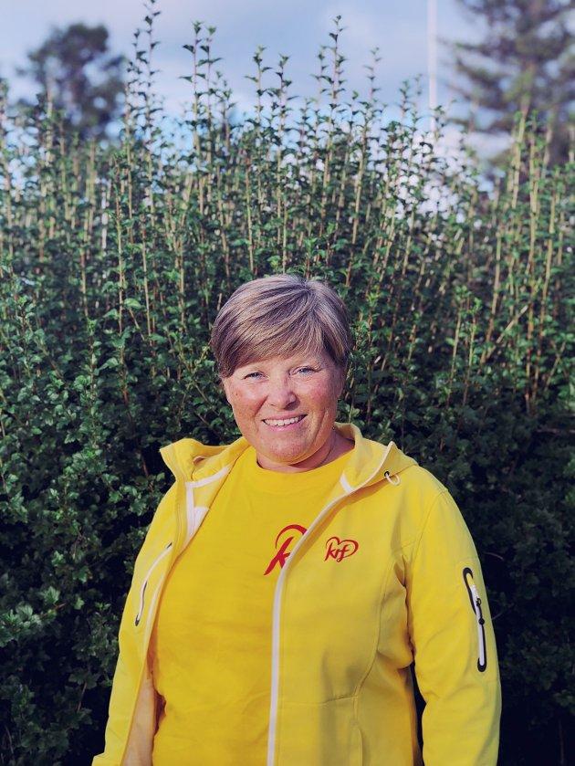 Anne Varhaug Nordkil, leder Bodø KrF