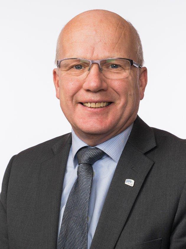 Hårek Elvenes – Stortingsrepresentant for Høyre