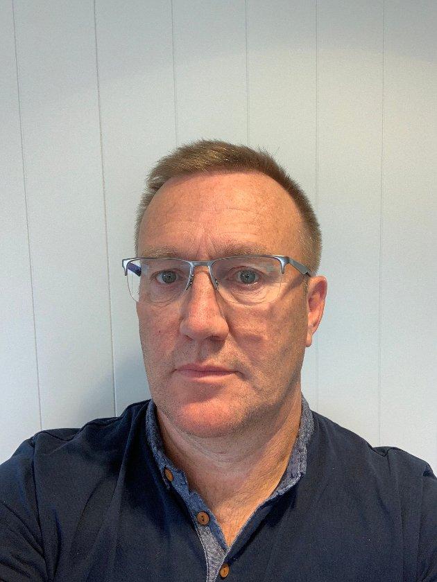 Svein Helge Nøstdal