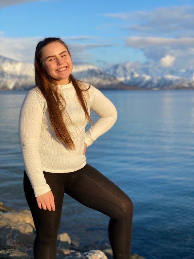 Marlene Bjørnsdatter Nygaard, miljø- og klimaansvarlig AUF i Nordland