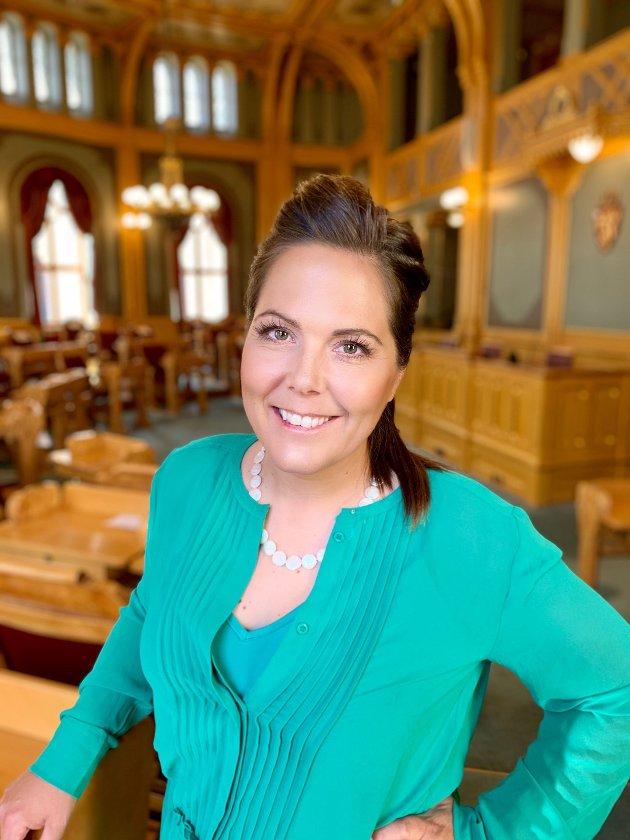 Lene Westgaard-Halle, stortingsrepresentant for Vestfold