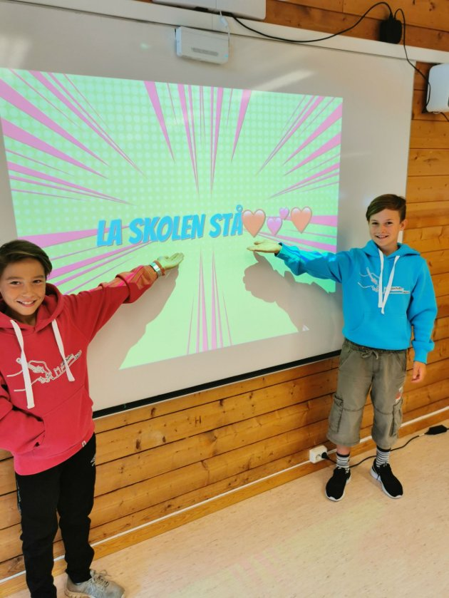 SKOLENEDLEGGELSE: Skolene Fossen, Fagernes, Lismarka og Mesnali må bestå, skriver Tormod Skaare (Sp).