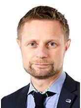 Helseminister Bent Høie