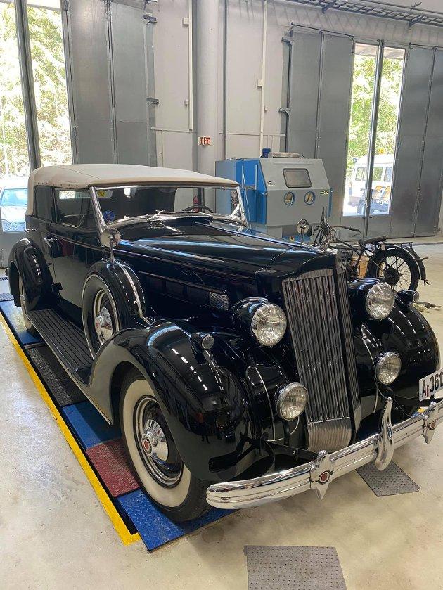 BIL: Oddvar Rakeng skriver om drømmen om en gang å kunne eie en bil.