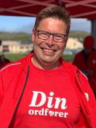 Bernth R. Sjursen, ordførerkandidat Måsøy AP