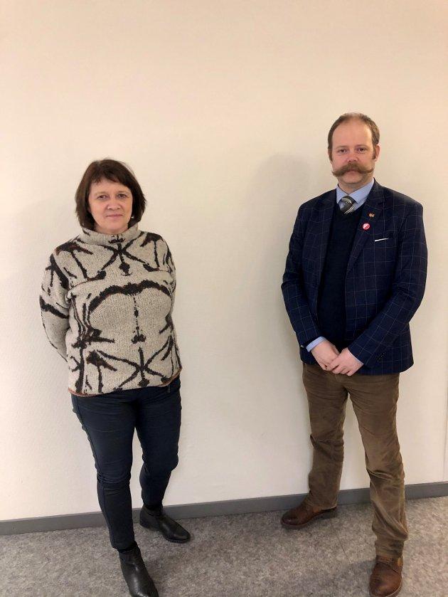 SKAMPLETT: Tvangssammenslåingen av Troms og Finnmark er en skamplett, skriver leder av Finnmark Arbeiderparti, Kristina Hansen og leder av Troms og Finnmark SV, Bjarne Rohde.