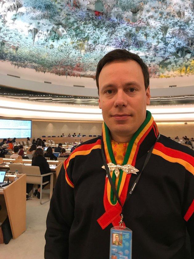KARASJOK: Etter at Finnmarksloven er vedtatt er rettighetskartleggingen i Finnmark nå først og fremst et rettslig spørsmål om hvem som har eiendomsrett og hvilke bruksrettigheter som eksisterer i Finnmark, skriver Eirik Larsen.