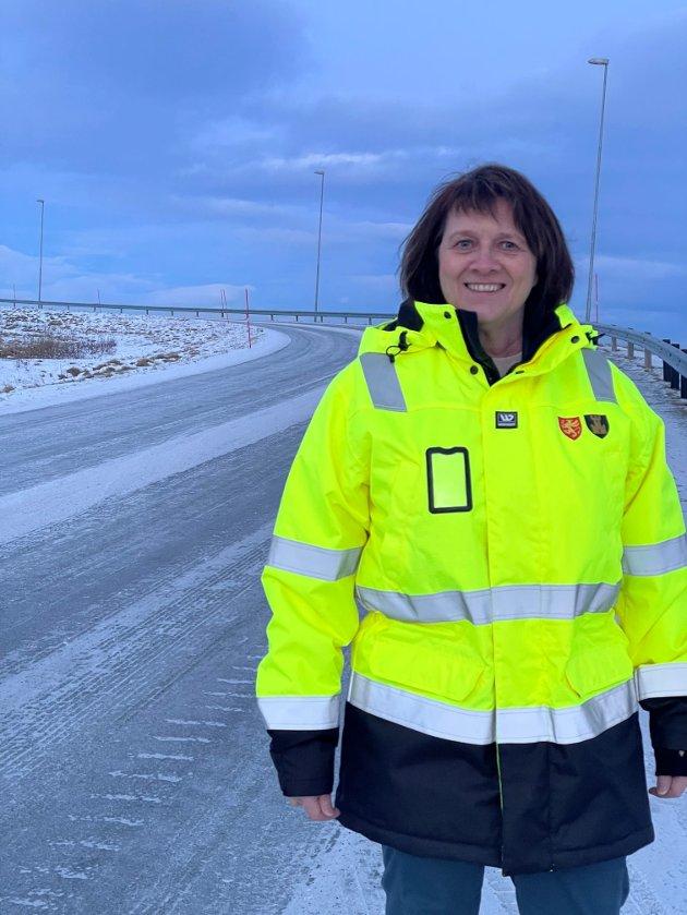 Rv 94 Skaidi-Hammerfest  strekningen Arisberget-Rypefjord, E-45 Kløfta og farled i Vardø er tre viktige prosjekter som er prioritert av fylkeskommunen i innspill til NTP.