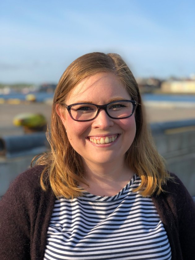 Christine Nilssen, varaordfører i Vardø